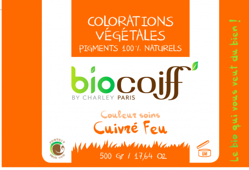 professionnel coloration bio