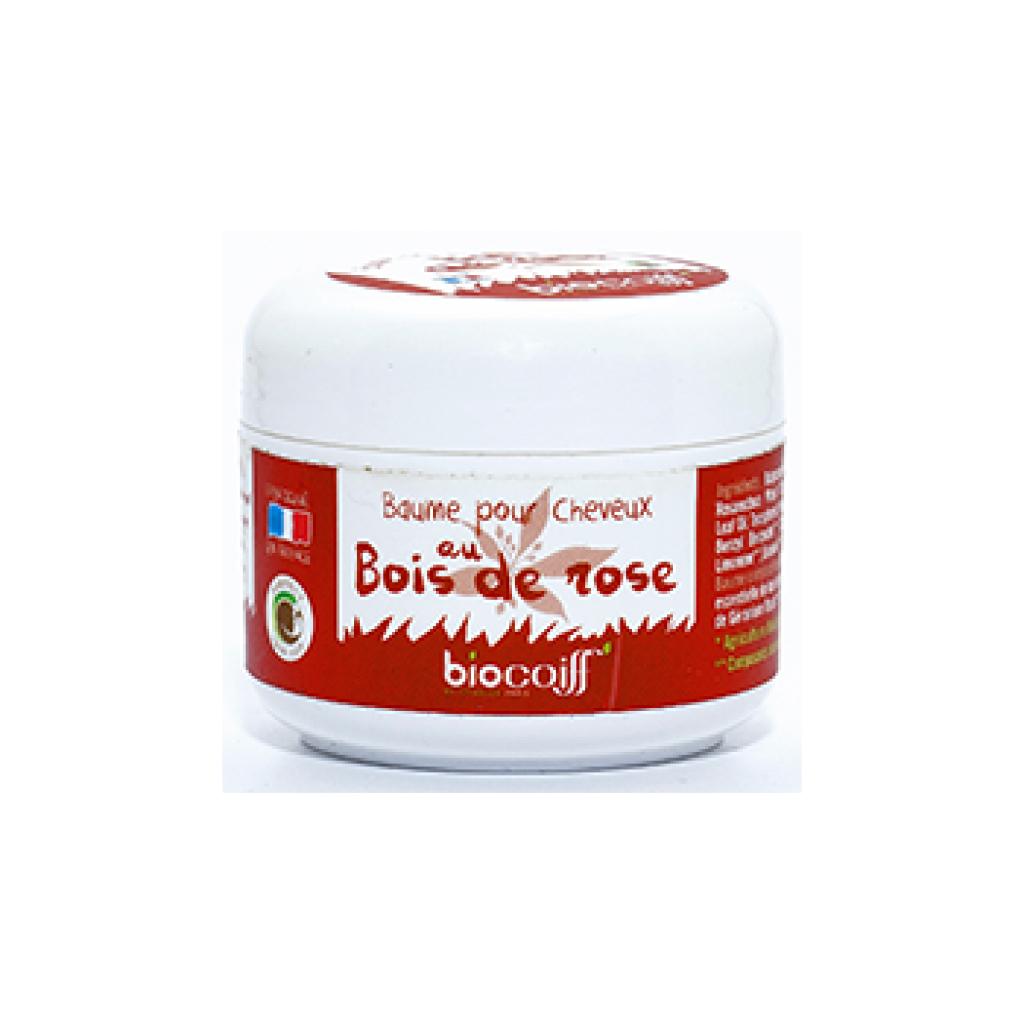 baume au bois de rose professionnels biocoiff