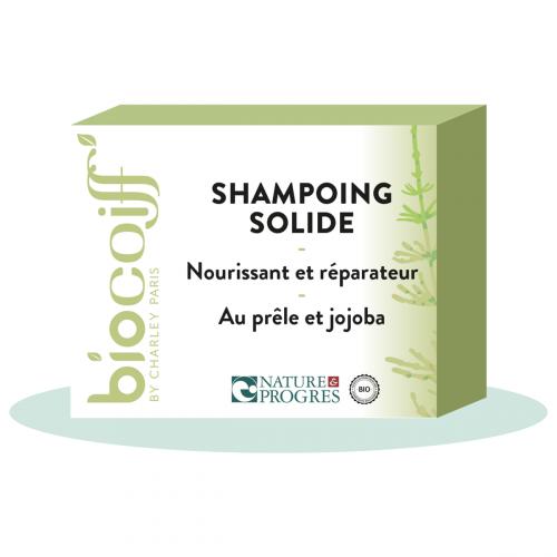 shampoing solide bio nourrissant et réparateur