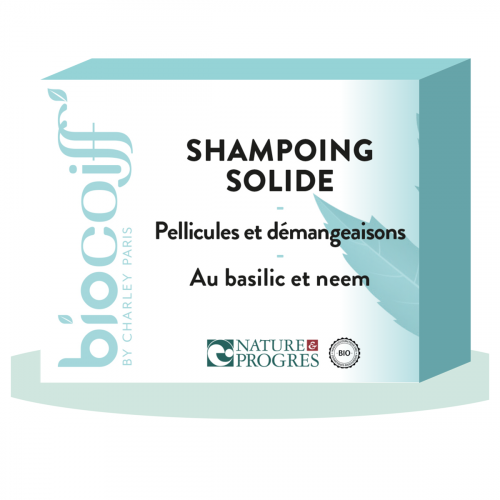 shopping solide bio pellicules démangeaisons